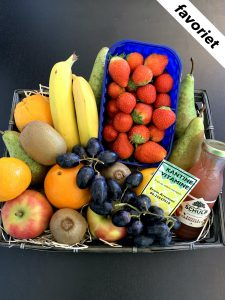Luxe fruitmand Kantine Vitamine