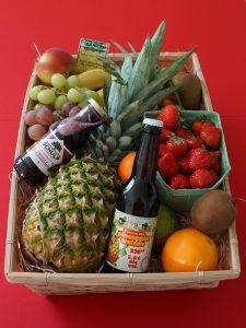 Luxe kerstpakket Kantine Vitamine
