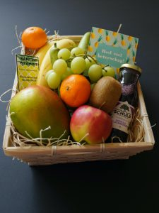 Fruitmand Kantine Vitamine