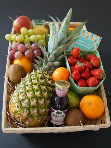 Luxe fruitmand Kantine Vitamine