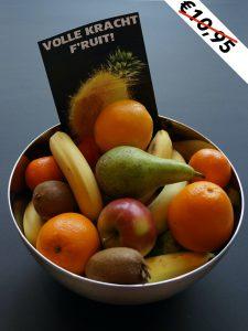 Fruitschaal Kantine Vitamine