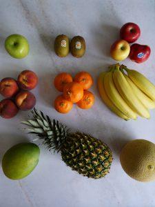 Vrije fruitkeuze Kantine Vitamine Winterswijk